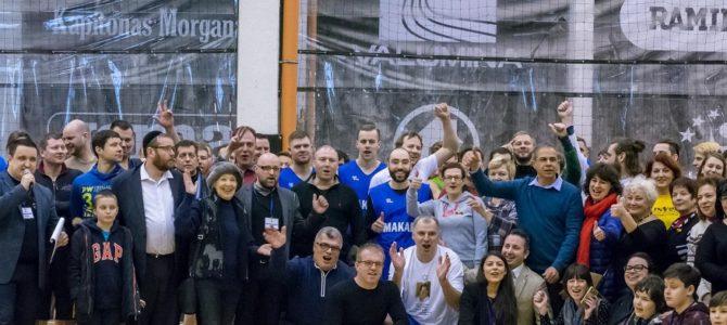 Šiauliuose vyko Liovos Taico atminimo  turnyras