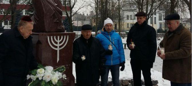 Atkurtos Lietuvos valstybės 100-mečio minėjime paminėti  ir Panevėžio žydų savanoriai.
