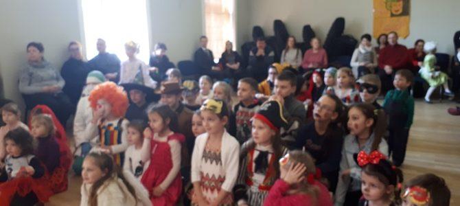 LŽB vyko Purimo karnavalas vaikams