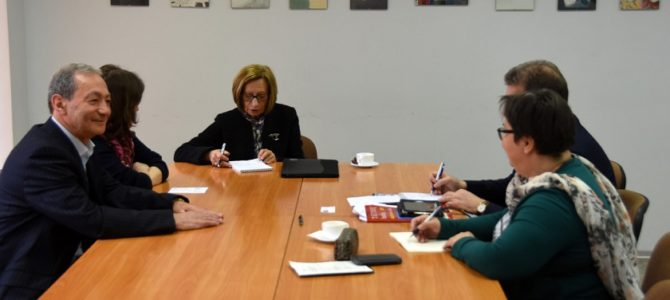 ES Tarybos atstovai domisi Tautinių mažumų apsaugos konvencijos įgyvendinimu Kaune