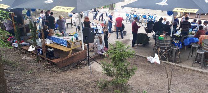 LŽB surengė pikniką švęsdama Izraelio 70-metį