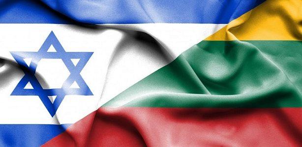 Premjeras sveikina Izraelį nacionalinės šventės proga