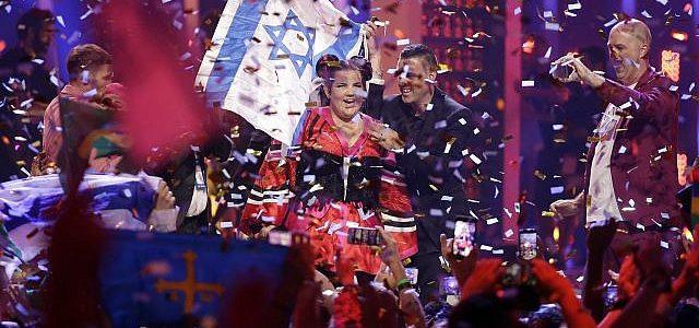 Sveikiname Izraelio dainininkę Nettą Barzilai, laimėjusią Eurovizijoje 2018 !