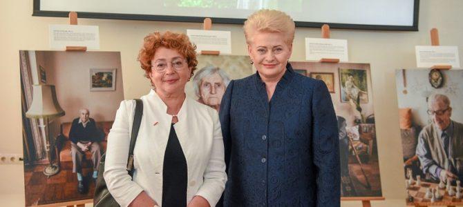 Atidaryta Lietuvos žydų gelbėtojų fotografijų paroda
