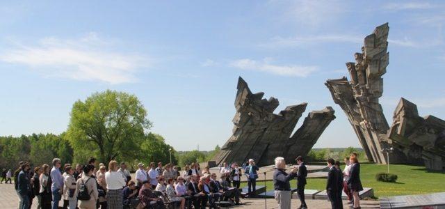 Kauno žydų bendruomenės renginiai gegužės mėnesį sulaukė didelio dėmesio