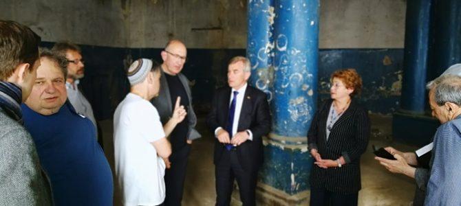 Kaune aptartos  nykstančio žydų paveldo išsaugojimo gairės
