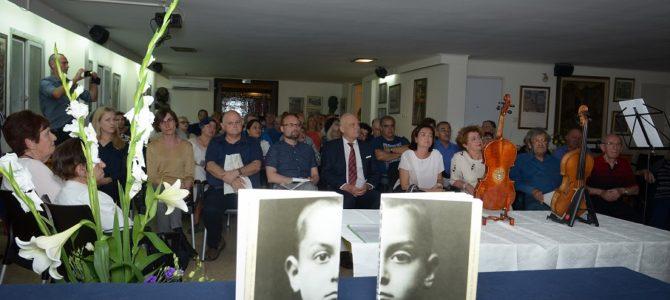 """Tel Avive pristatyta Icchoko Rudaševskio knyga """"Vilniaus geto dienoraštis"""" (papildyta nuotraukomis)"""