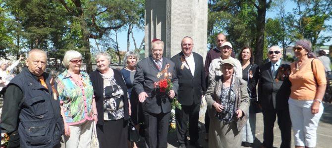 Pergalės prieš fašizmą diena minima Panevėžyje