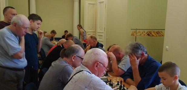 LŽB vyko šachmatų turnyras, skirtas Izraelio 70- mečiui