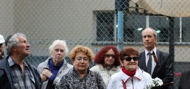 Kauniečiai pagerbė Lietūkio garažo žudynių aukas