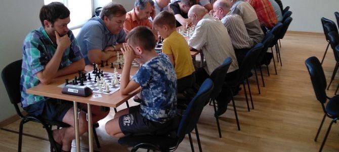 LŽB vykęs Atviras šachmatų turnyras, karštą vidurvasarį sutraukė daug dalyvių