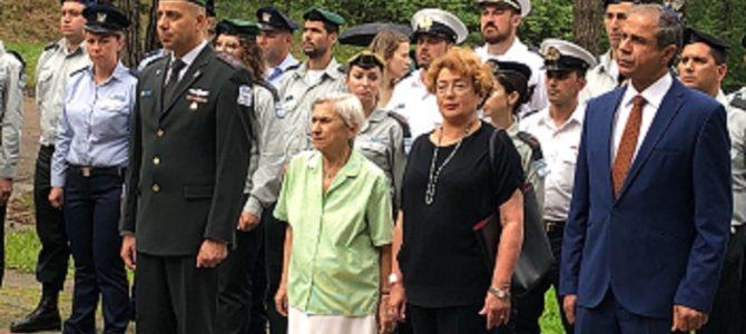 IDF kariai aplankė Panerius