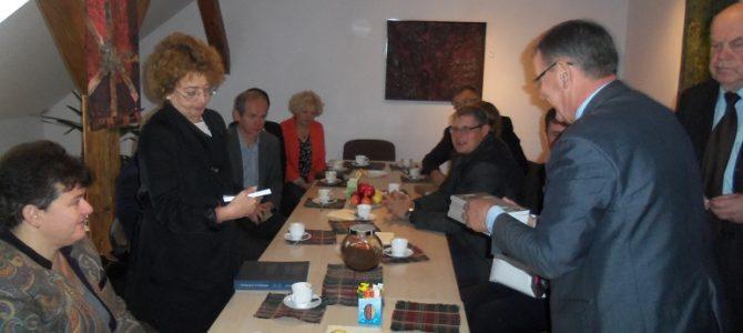 Dėkojame kadenciją baigiančiai Kultūros paveldo departamento (KPD) direktorei Dianai Varnaitei