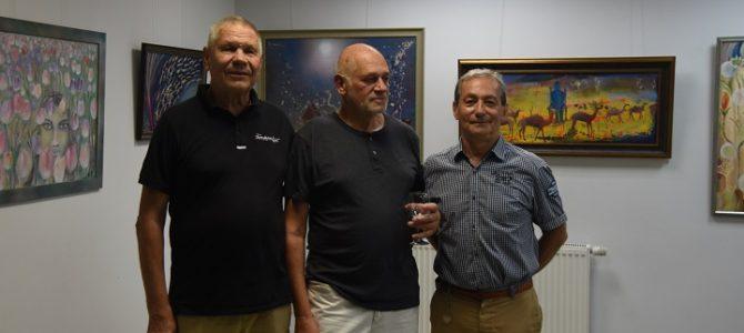 Kaune atidaryta Jokūbo Katzo tapybos darbų paroda