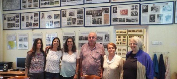 Panevėžio m. žydų bendruomenė gauna vis daugiau archyvinės informacijos