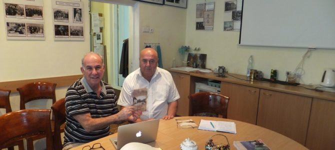 Svečiai iš Jeruzalės ir Eli Rabinovitz vizitas Panevėžyje