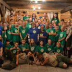 Skautų stovykla 1