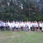 Skautų stovykla 15