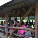 Skautų stovykla 19