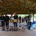 Skautų stovykla 20