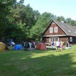 Skautų stovykla 7