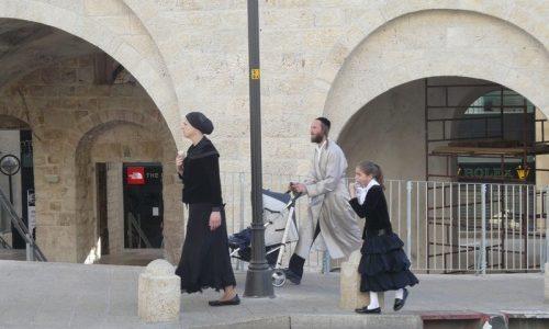 Šeima. Žydų tikėjimas ir gyvenimas