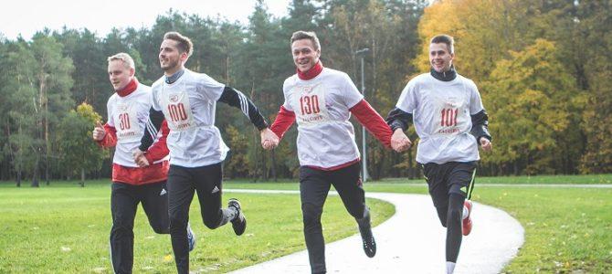 """Lietuvos sporto klubas MAKABI  organizuoja """"FUN RUN"""" bėgimą"""