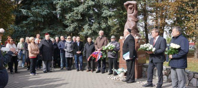 Holokausto aukų minėjimas Panevėžyje