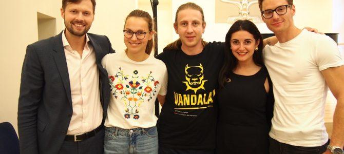 Rugpjūčio  31-os  Šabatas LŽB su Teatro ir kino aktoriumi Mariumi Repšiu (Cohenu)