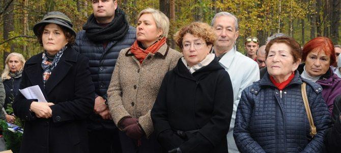 Švenčionyse paminėtos Holokausto aukos