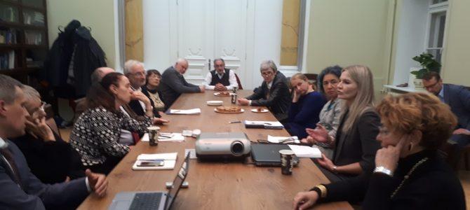 Diskusija dėl žydų paveldo perspektyvos
