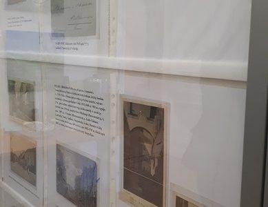 Kviečiame į kolekcininko Michailo Duškeso dokumentų parodą