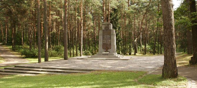Didžiausia masinių žudynių vieta Lietuvoje naujai prabils lankytojams