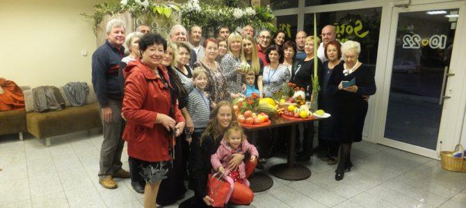 Linksma Sukkot šventė Panevėžyje