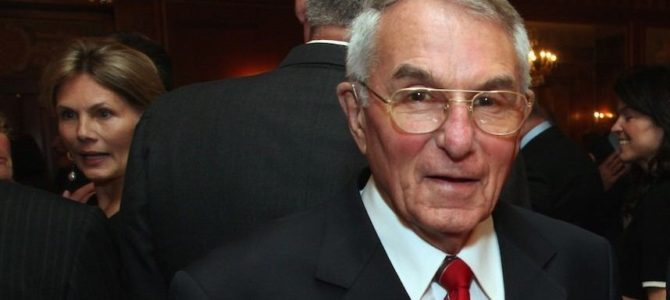 Mirė Kauno gete kalintas legendinis Lietuvos žydas, JAV karininkas Sidney Shachnow