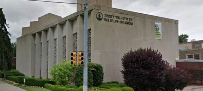 Rabbi Sacks Issues Statement on Pittsburgh Attack at Tree of Life Synagogue