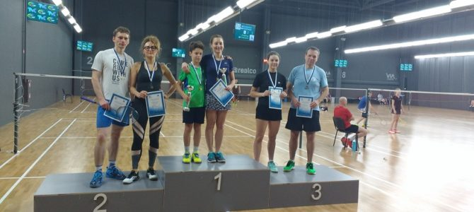 Eleventh Makabi Badminton Grand Prix
