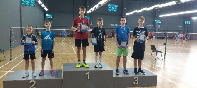 "11-sis  Lietuvos  sporto  klubo Makabi  ""Grand Prix""  badmintono čempionatas"