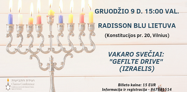 This Hanukkah is Our 30th Birthday