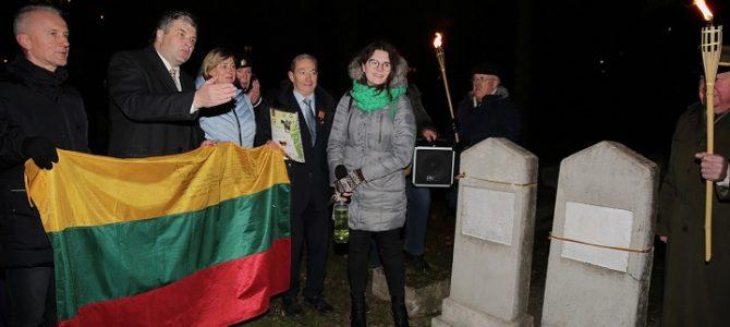 Remembering Jewish Veterans in Kaunas