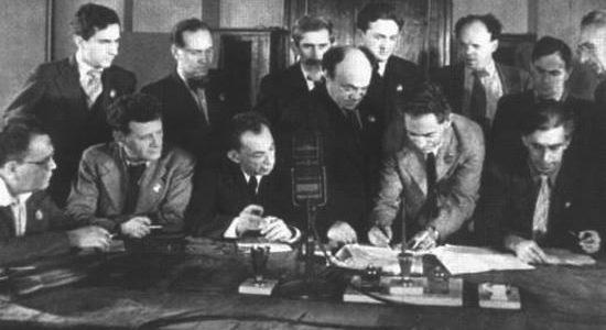 Сталин и евреи: 70 лет разгрома Еврейского антифашистского комитета