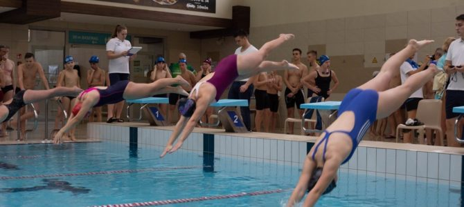 Makabi Swimming Competition in Kaunas
