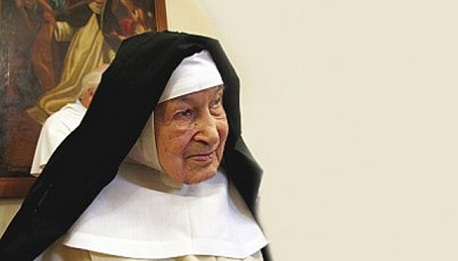 Nun Who Helped Abba Kovner Dies at 110