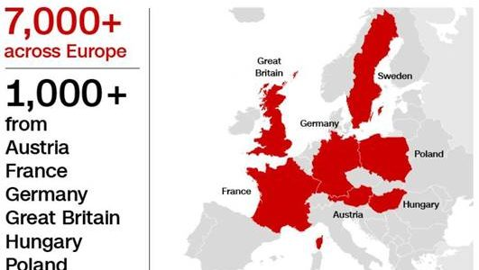 A Shadow over Europe: CNN Poll Reveals Depth of Anti-Semitism in Europe