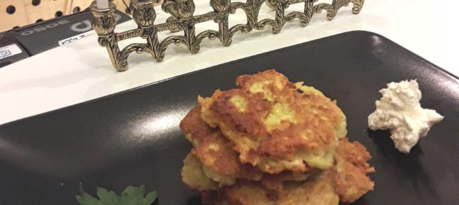 Latkes: Traditional Hanukkah Food