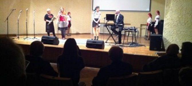 30-летие восстановления еврейской общины Шяуляйского края