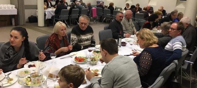 Šiaulių krašto ir Panevėžio miesto žydai švenčia Chanuką drauge