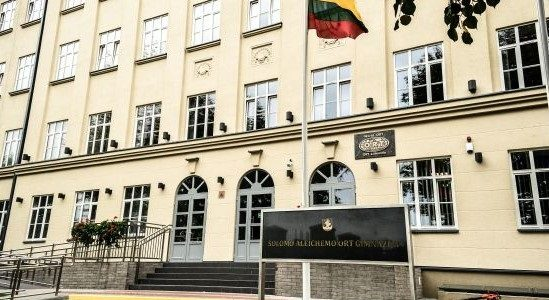 Vilnius Sholem Aleichem ORT Gymnasium Provides Best Education and Healthy Atmosphere