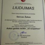 Gercas Žakas KD4