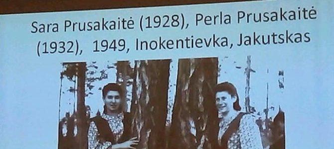 Mission: Lithuanian Jewish Citizens. Siberia